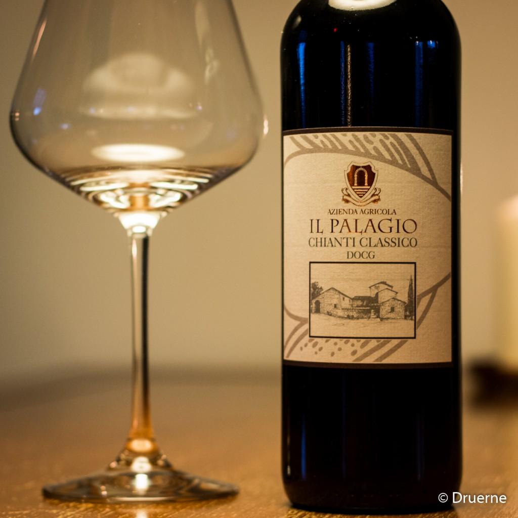 Il Palagio Chianti Classico DOCG 2011 - (c) Druerne