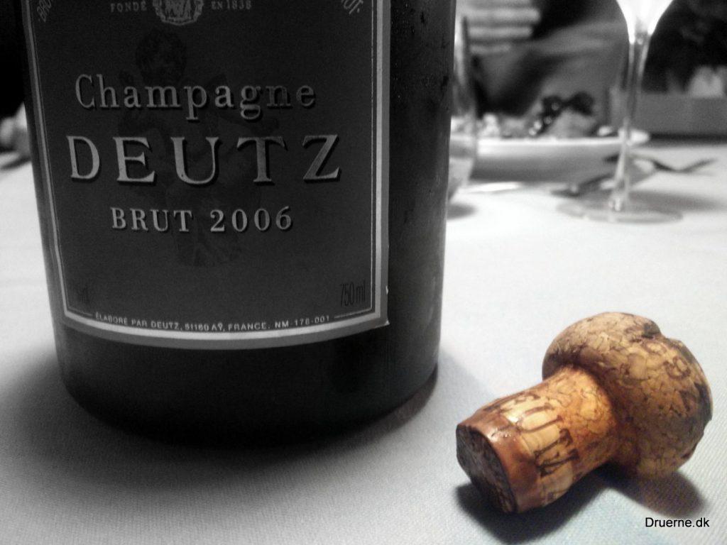 Deutz 2006 - Champagne til nytår