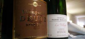 Nytår 2016 – Champagne og lækker mad