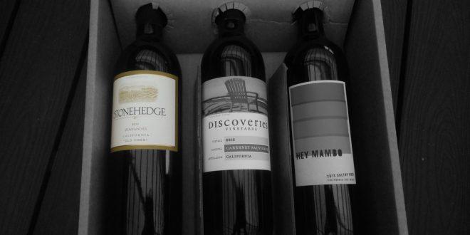 Vinoli er vin på abonnement – #1: 2013 Stonehedge