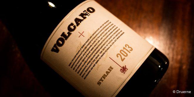 Bulgarsk vulkan på flaske