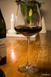 Bennati Amarone i glasset