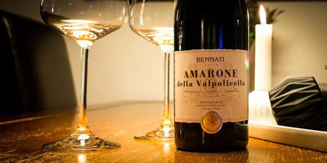 Julehit fra Winefamly: Cantine Bennati Amarone Valpolicella DOCG 2013
