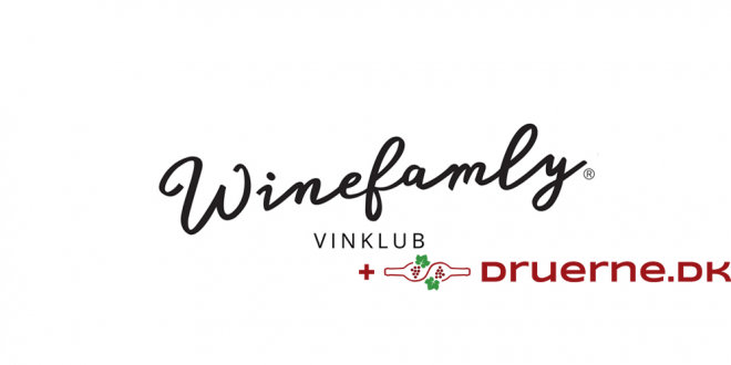 Druerne.dk i nyt samarbejde med Winefamly