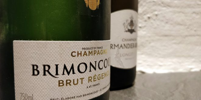Test af Champagne: Brimoncourt eller Larmandier-Bernier