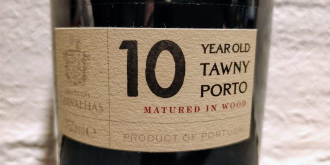 Quinta das Carvalhas 10 Years Tawny