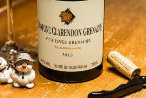 Intens julevin fra Winefamly: Domaine Clarendon Grenache 2015