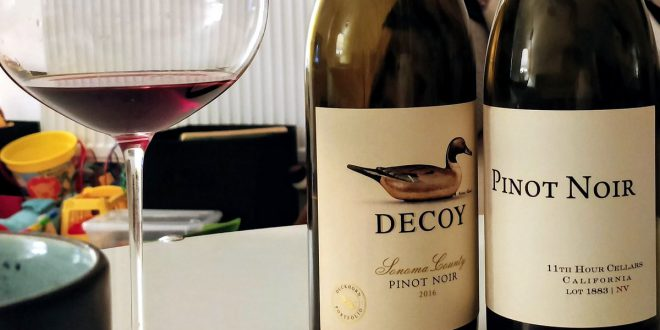 Glastest med Pinot Noir – Zalto mod Riedel