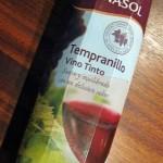 Penasol Tempranillo Vino Tinto