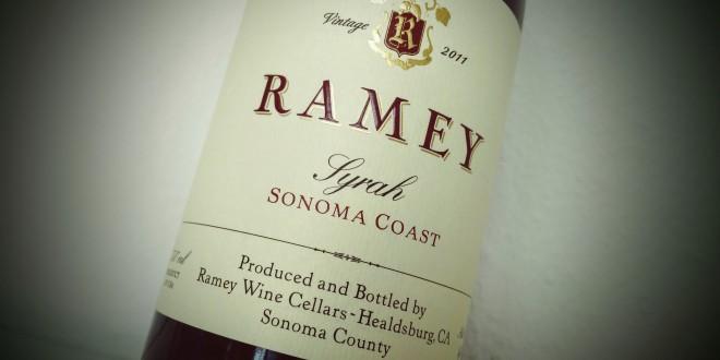 2011 Ramey Syrah